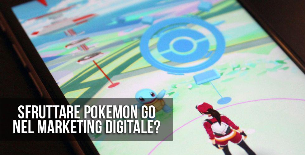 Pokemon Go per il marketing (?)