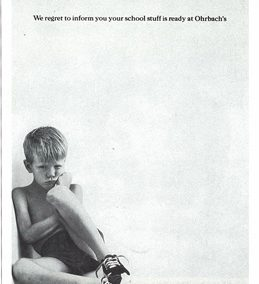 Bill Bernbach Ohhrbach's kid